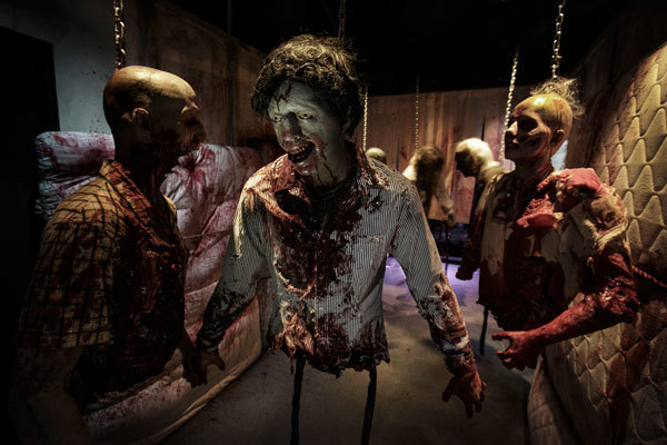 10 Halloweeny Things to do in LA this Month: Universal Horror Night