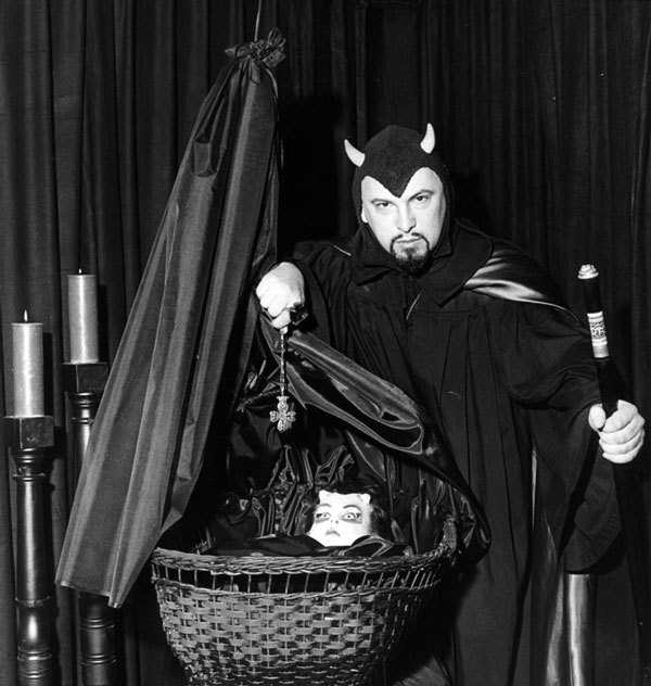 10 Halloweeny Things to do in Los Angeles: Anton LaVey Exhibition - Disobey