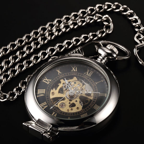 Steampunk Guide to Pocket Watches