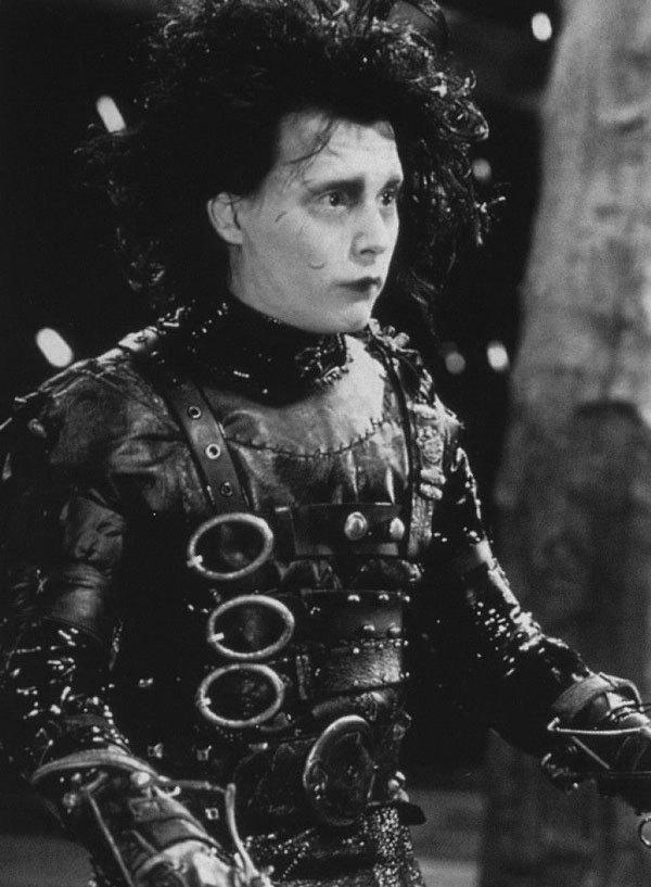 Gothic Pop culture Icons: Edward Scissorhands