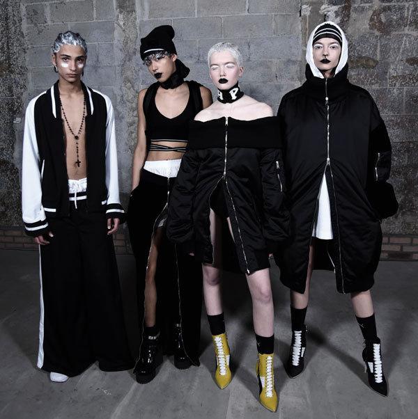 Health Goth Fashion