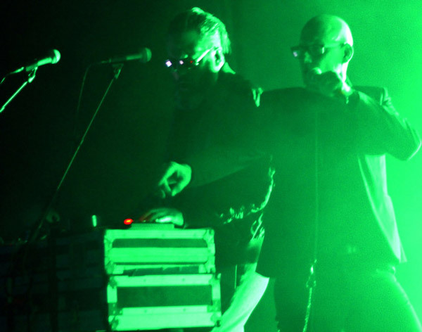 Music Festival Review: Covenant at Schattenwelt 2017