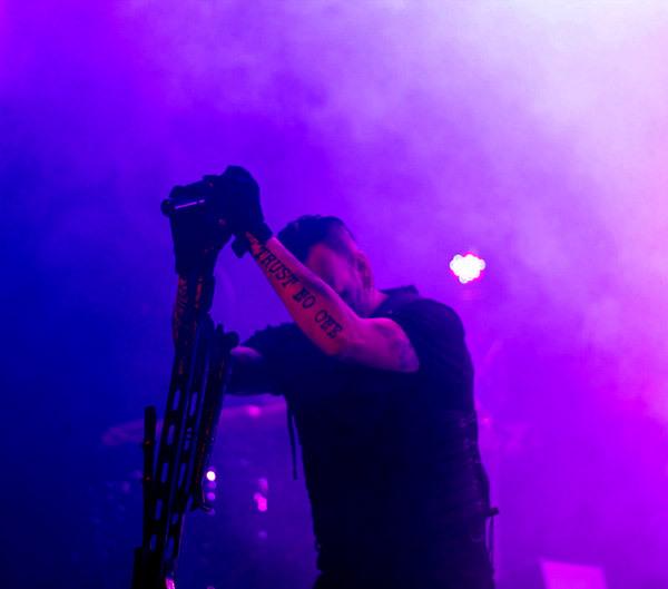 Schattenwelt Festival 2017: Funker Vogt