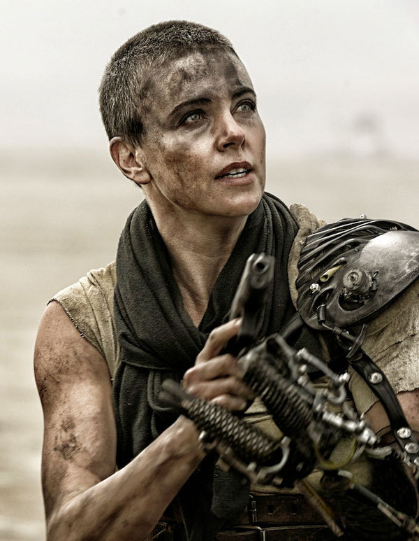 Feminist Dystopian Characters: Mad Max Fury Road