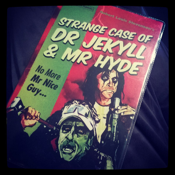 Awesome Goth Literary Characters: Mr Hyde