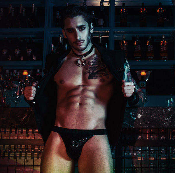 NSFW burlesque fashion guide: Men's burlesque fashion