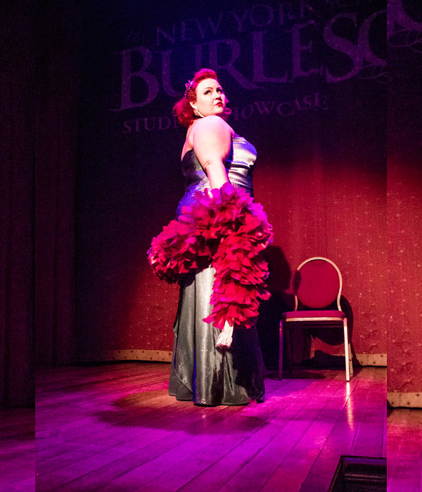 The Lusty Ladies of Burlesque: Lillian Bustle