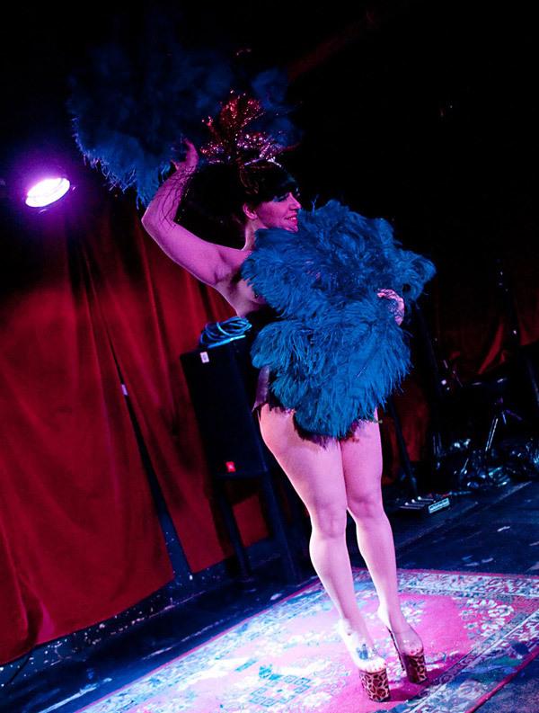 Biblical Themed Burlesque