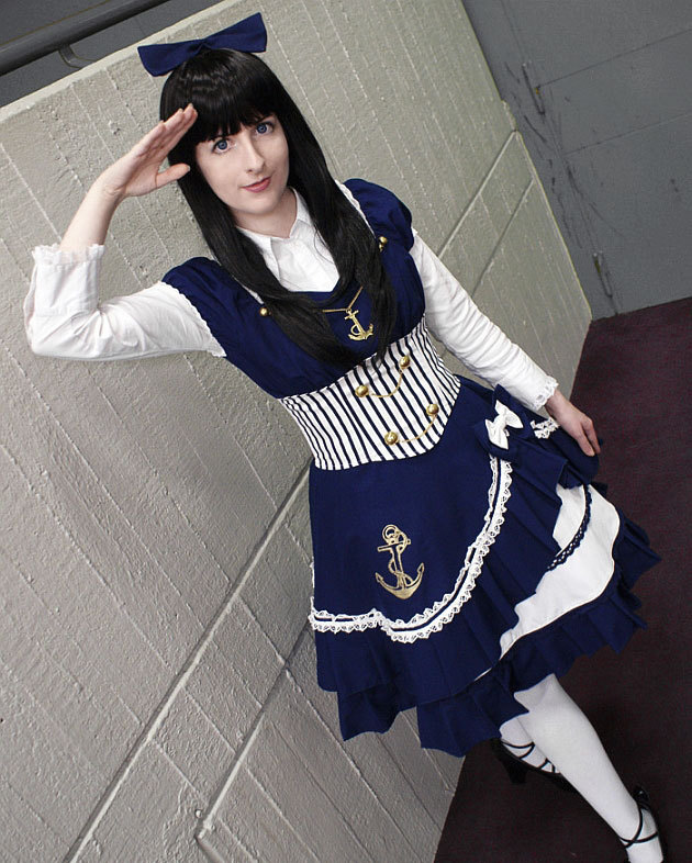 Sailor Lolita 1 by Ai-Megumi