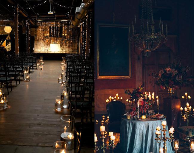 gothic wedding venue