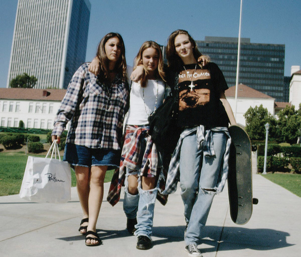 Grunge fashion for Summer