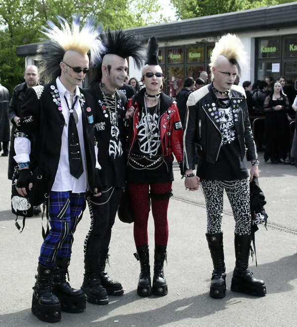 Image result for punks