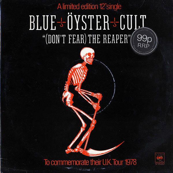 Songs for Your Halloween Playlist: Don't fear The Reaper
