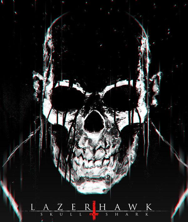 Songs for Your Halloween Playlist: Lazerhawk, Skull and Shark