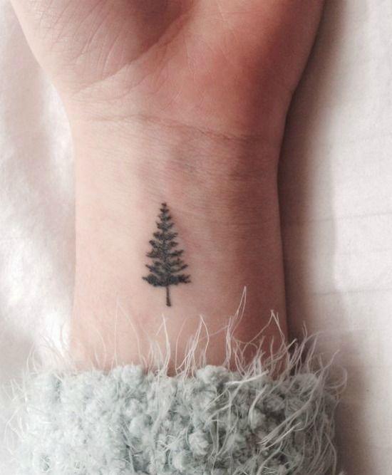 Yule tattoo