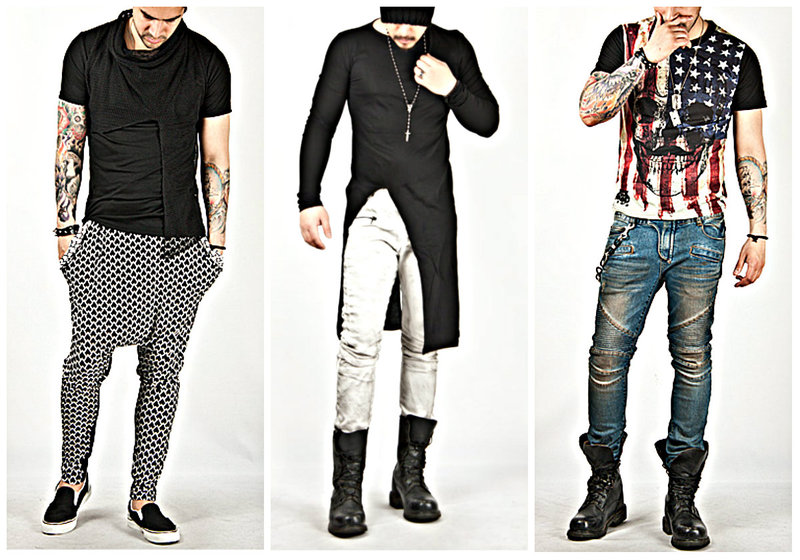 Urban Style Clothing For Men Images Galleries With A Bite