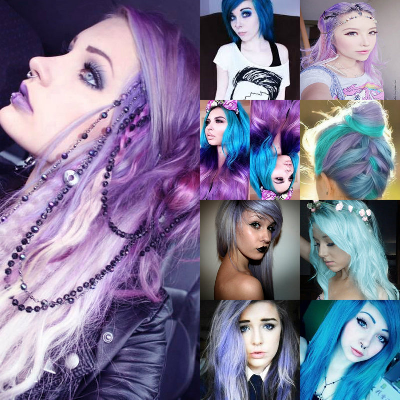 how to be a pastel goth a stepbystep guide